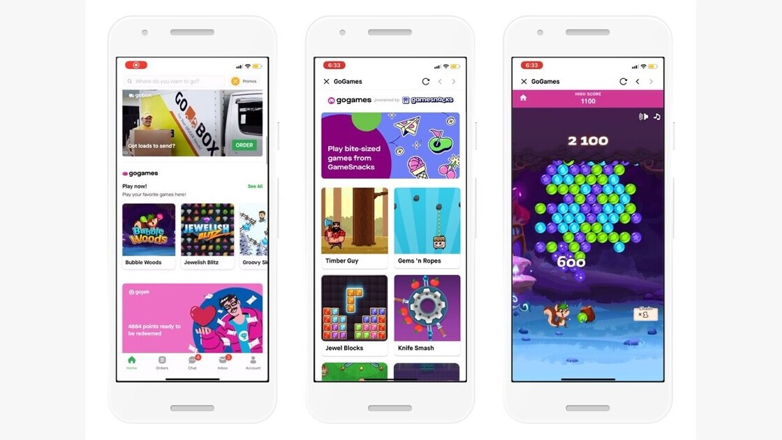 Google's Area 120 is bringing lightweight games to low-powered devices