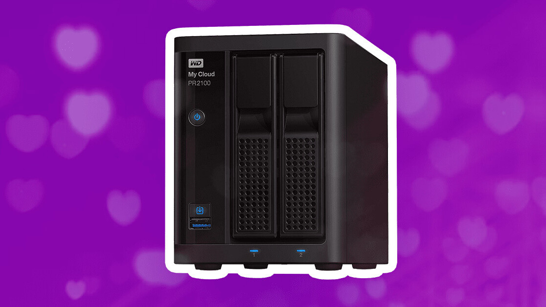 A love letter to my beloved NAS Drive, the WD PR2100