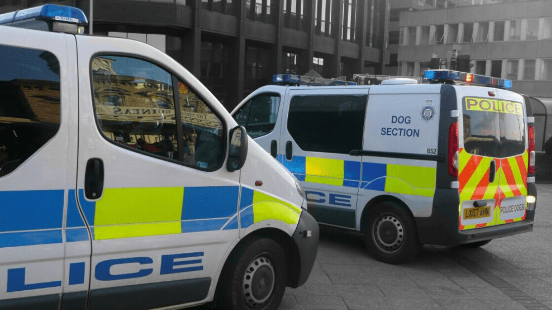 UK police are using AI to predict who could become violent criminals
