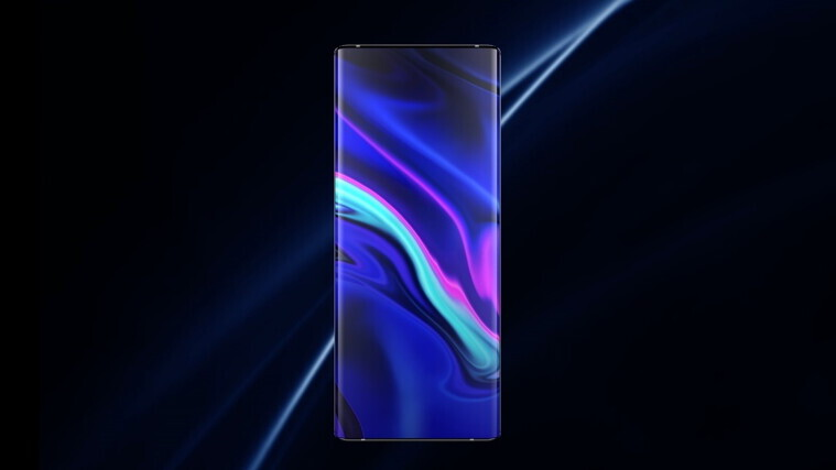 Vivo's bonkers Apex 2020 concept phone hides a camera under its display