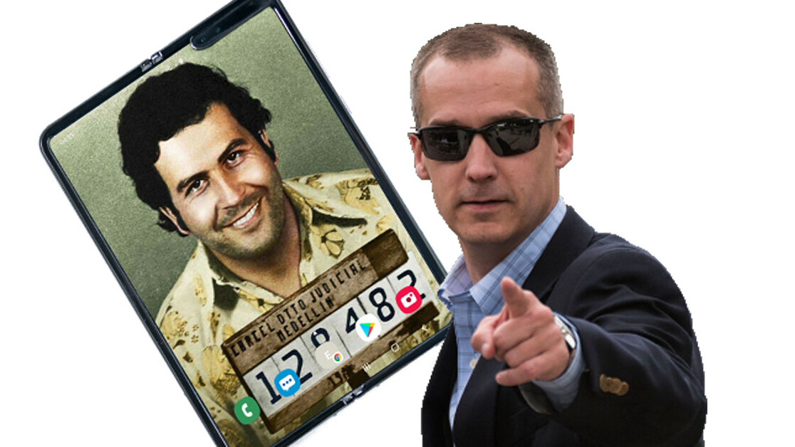 Trump's former campaign manager really digs Escobar's new foldable phone