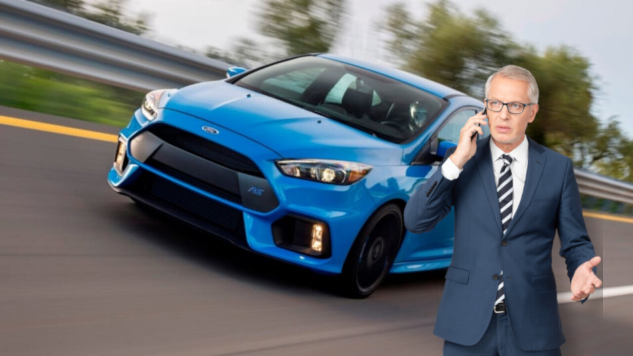 Emissions regulations are killing hotly anticipated cars like the Ford Focus RS