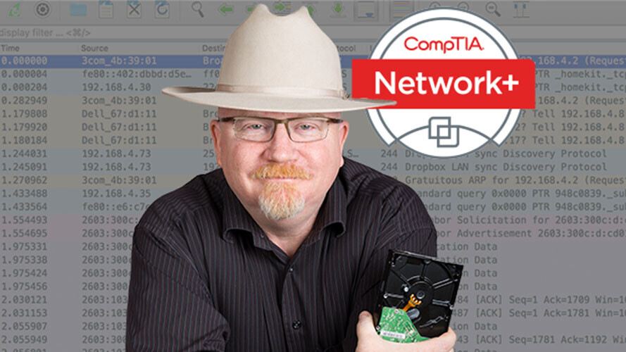Want to get CompTIA-certified? Let the Alpha Geek lend a hand.