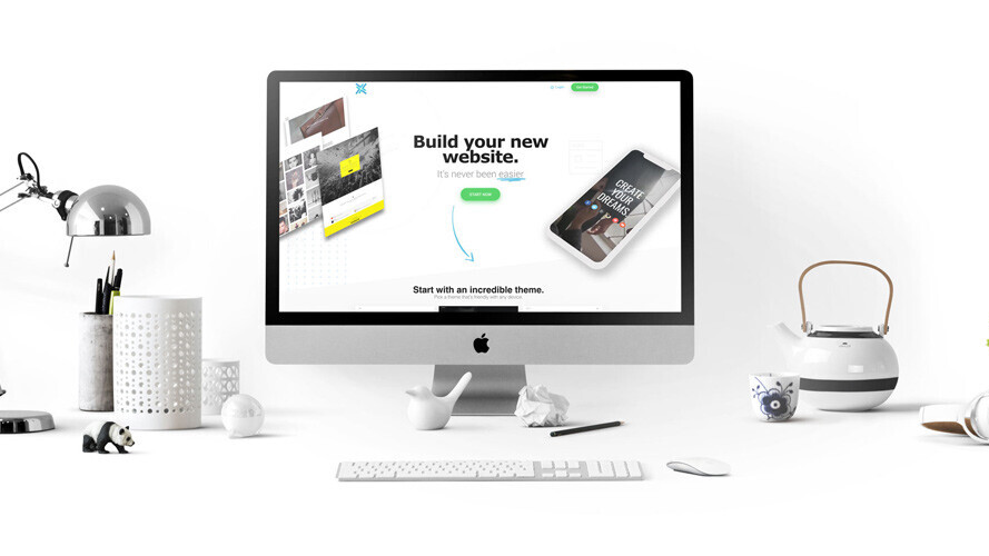 Now over 90% off, Page Builder lets you create a gorgeous site in minutes