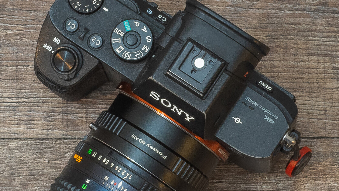 Sony's new SDK makes it easier for devs to build camera remote apps