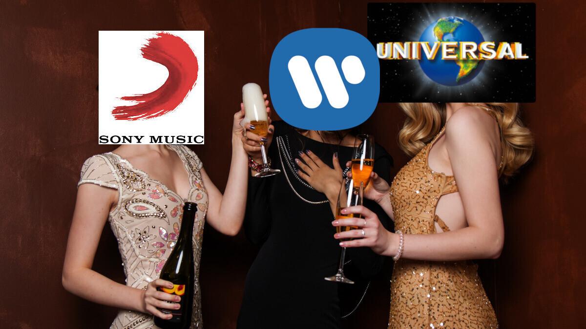 $1 million per hour: Major music labels hit streaming milestone