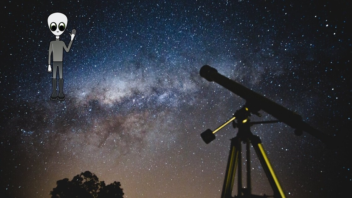 Scientists set up new telescopes dedicated to finding aliens