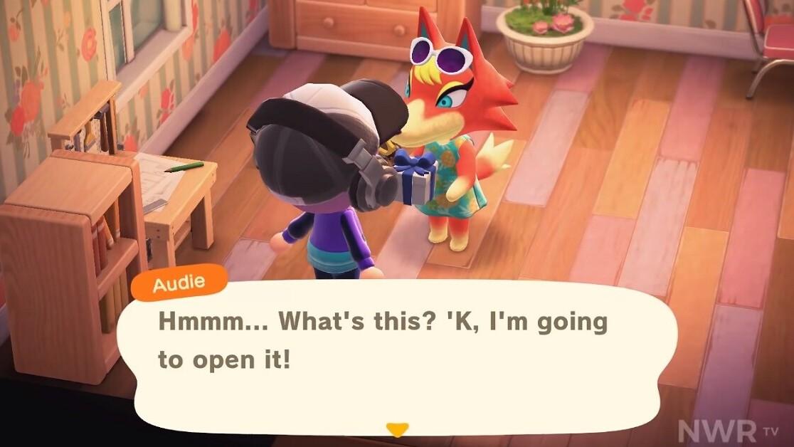 Nintendo might have put Animal Crossing grandma in New Horizons