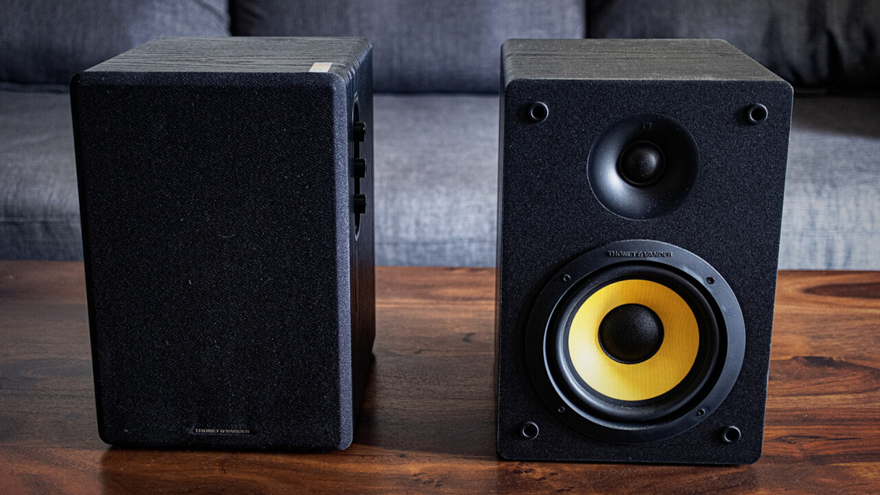 After your first pair of bookshelf speakers? Then say hello to the Kurbis