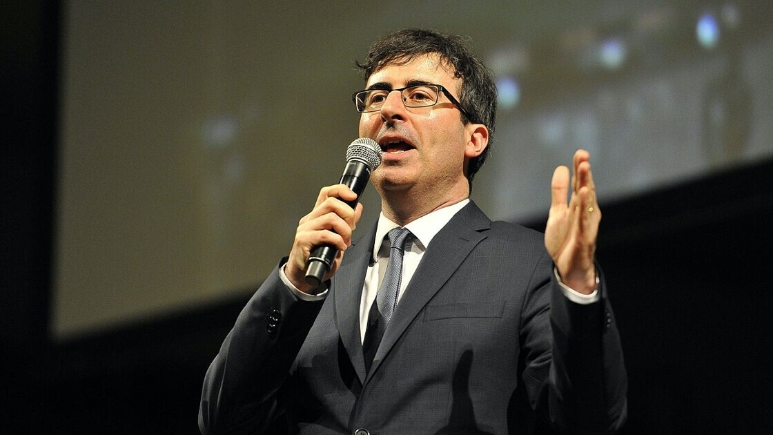 John Oliver roasts Disney-owned Hotstar for making cuts to his show in India