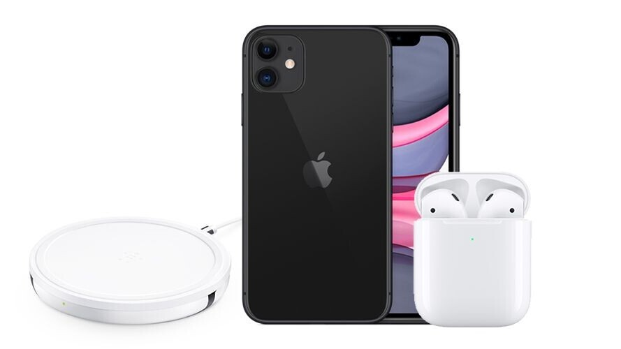 Here's your last chance to win a free iPhone 11, AirPods and charging pad