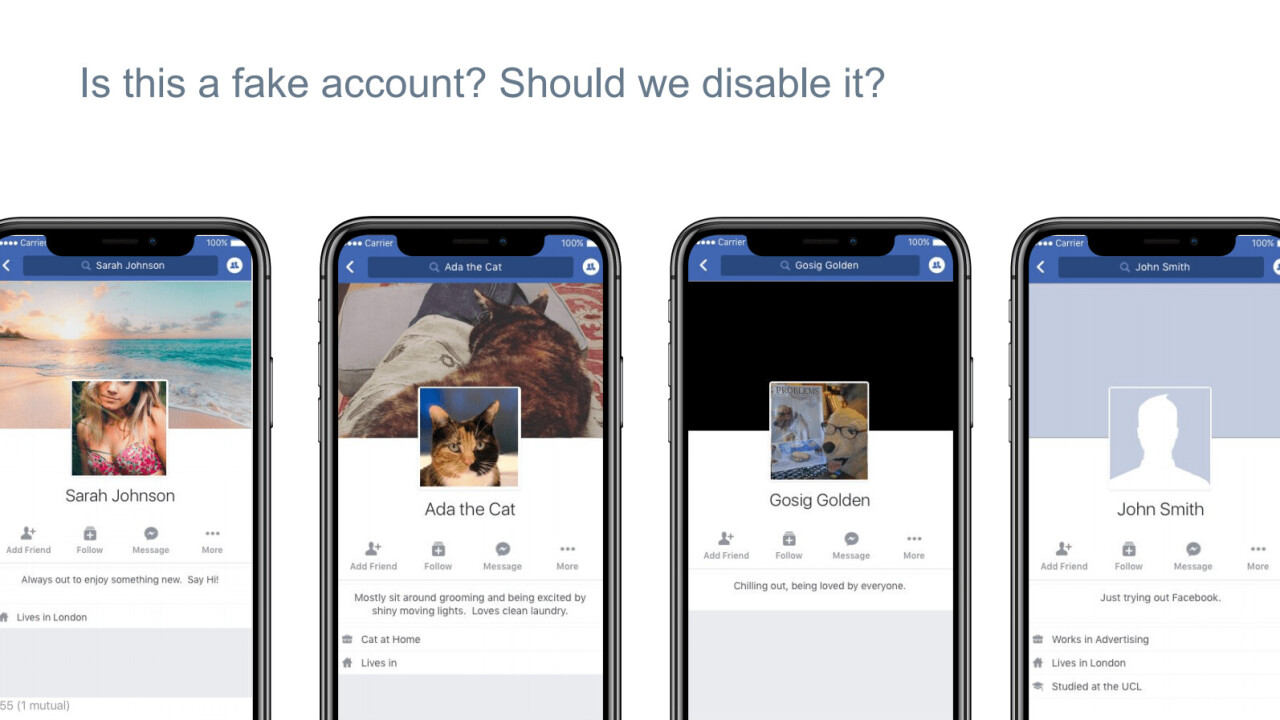 How Facebook's new AI system has deactivated billions of fake accounts