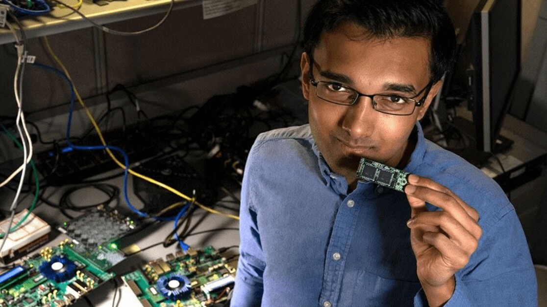 Neuromorphic computing chip could 'smell' explosives, narcotics, and diseases