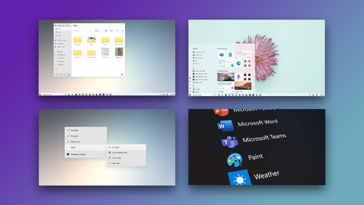 Microsoft teases Windows 10 design changes as OS hits 1B devices