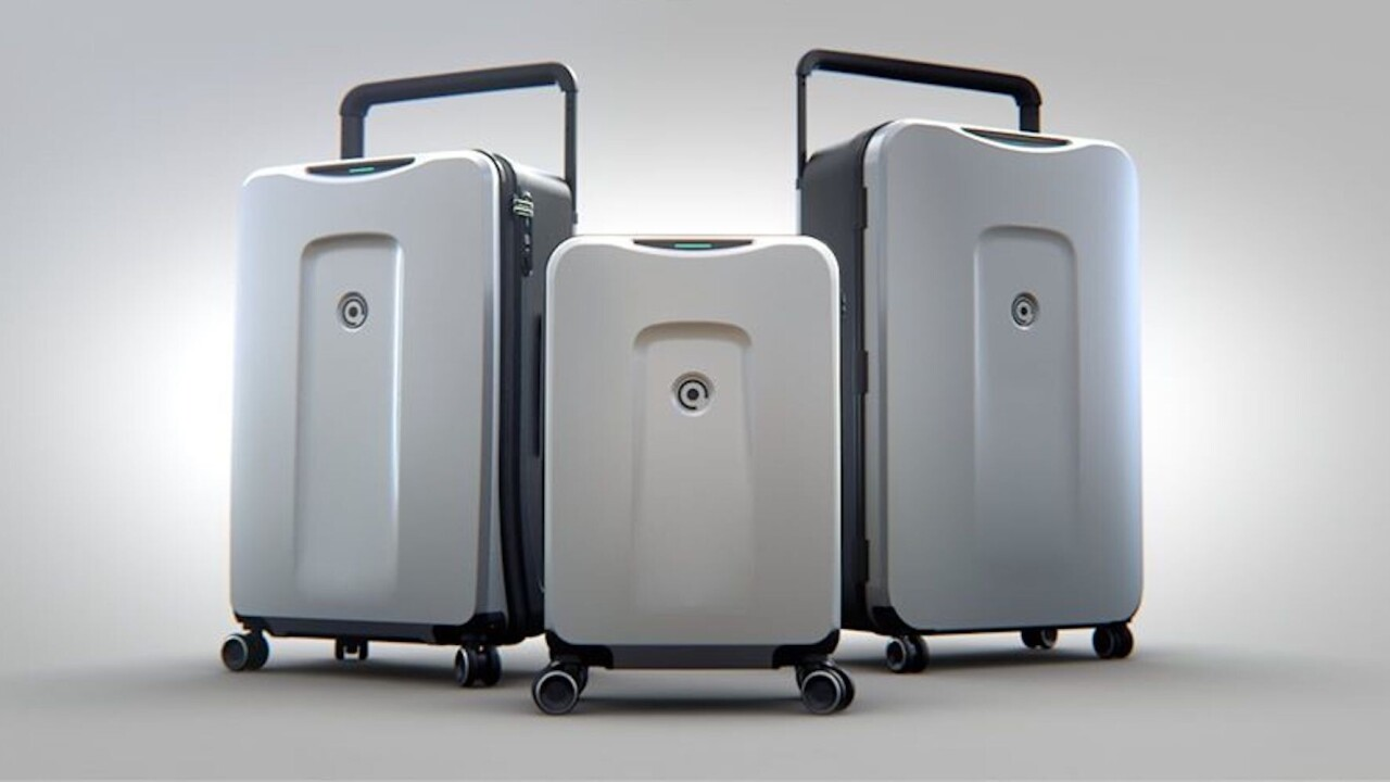 Plevo made luggage tech-cool.You've gotta see what their smart bags can do.