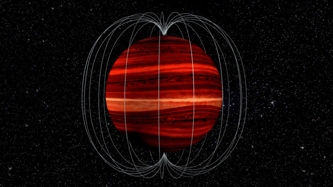 Scientists measured wind speeds on a brown dwarf 34 light-years away — here's how they did it