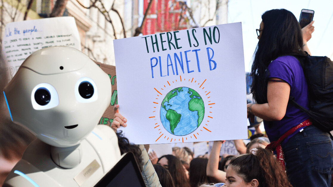 AI can tackle the climate emergency — if developed responsibly