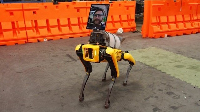Boston Dynamics is open-sourcing its robot tech to help hospitals fight coronavirus