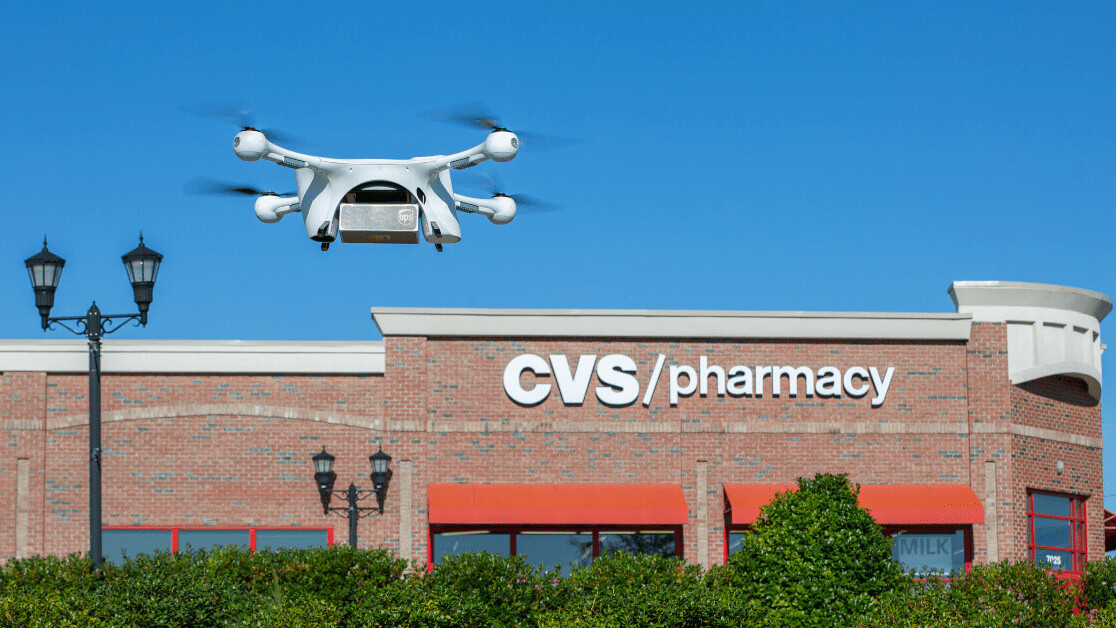 UPS drones to deliver prescriptions to Florida retirement community