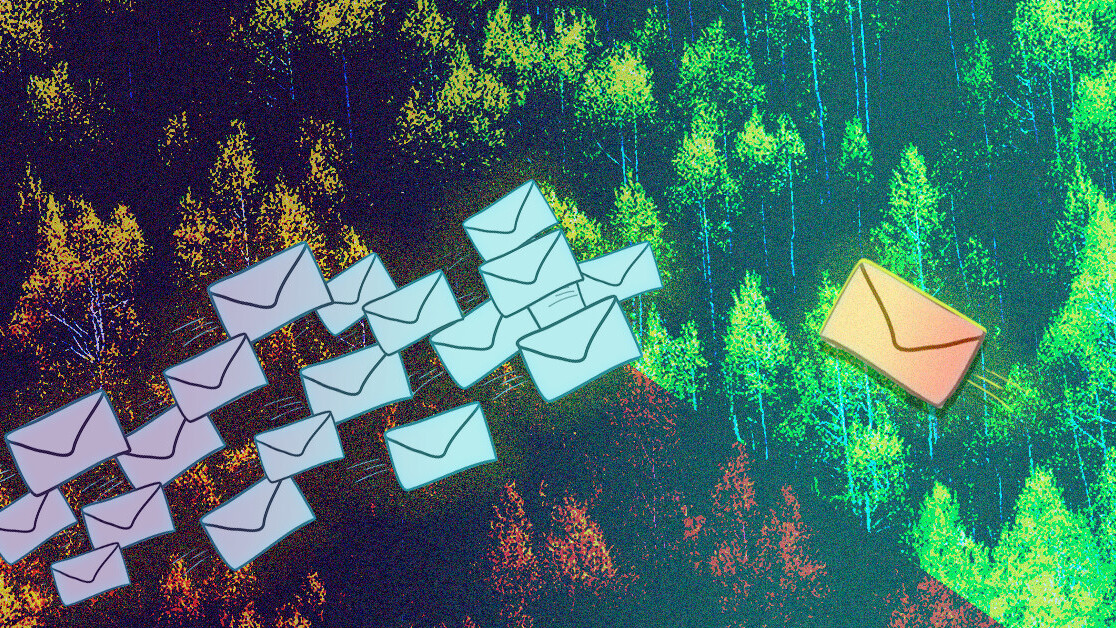 The best way to manage your inbox is to send fewer emails