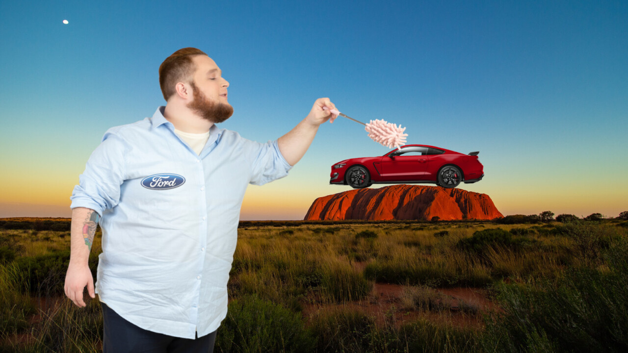 How Ford Australia is solving car-servicing during coronavirus pandemic