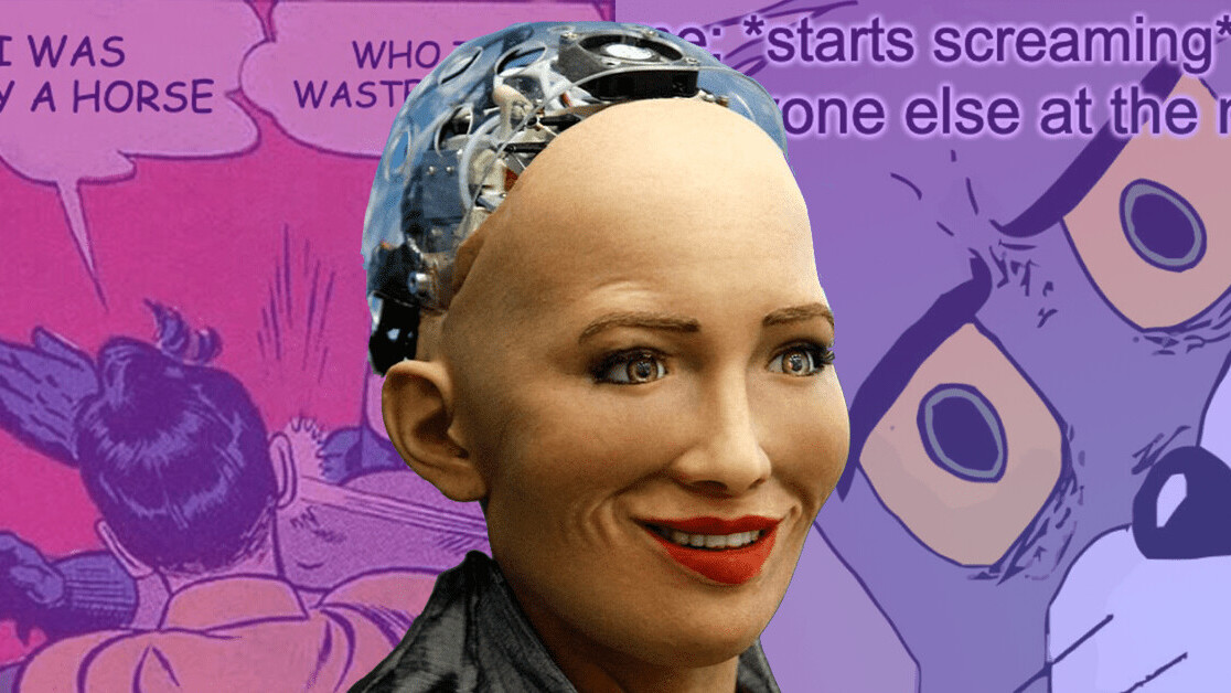 This AI-driven meme generator delivers the avant-garde content you need