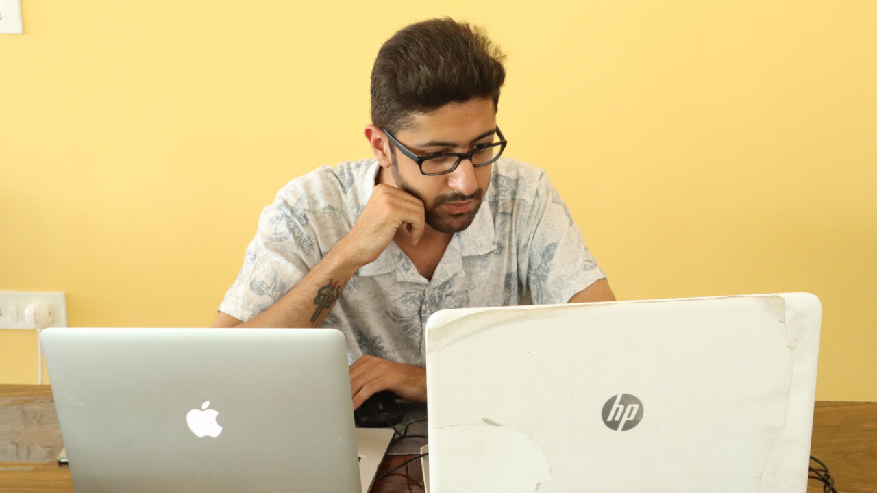 Many of India's IT employees are still working from offices amid coronavirus to keep the world turning