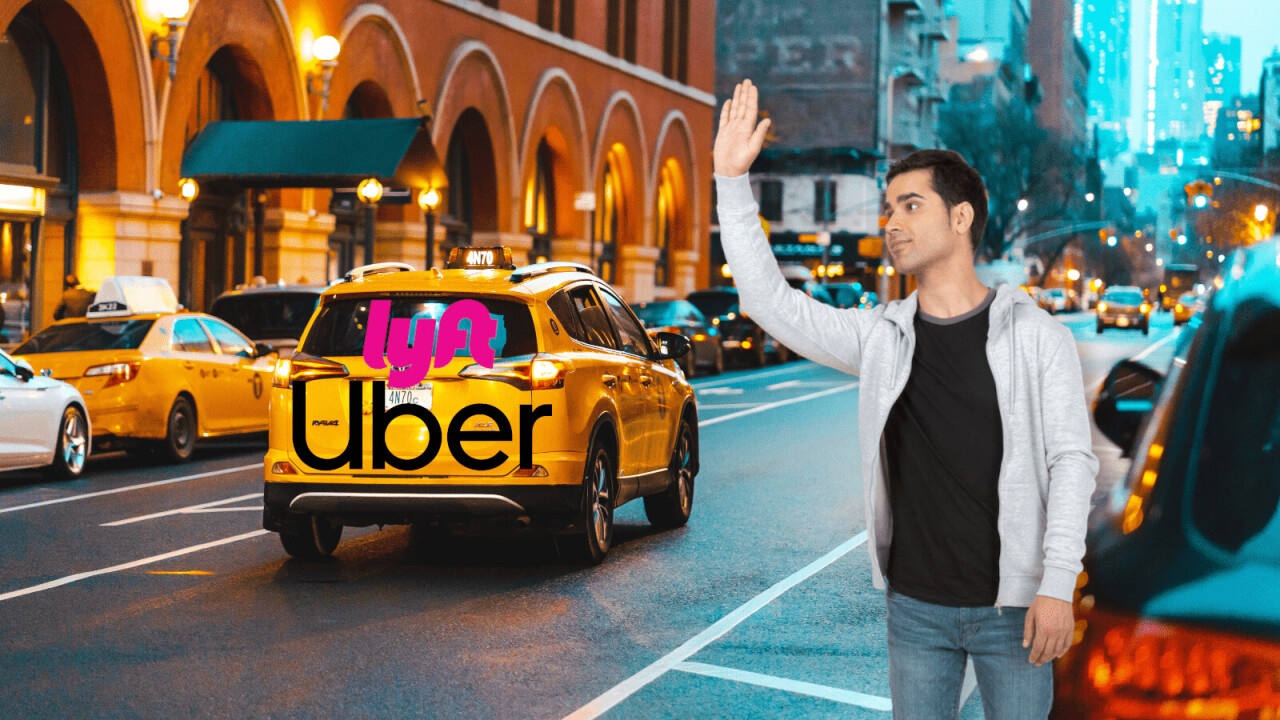 Uber and Lyft should just become taxi firms and get over themselves