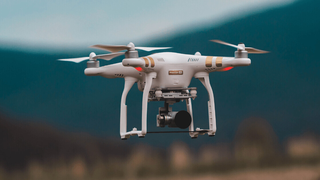 The UK is betting on drones to transport medical supplies and help tackle the pandemic