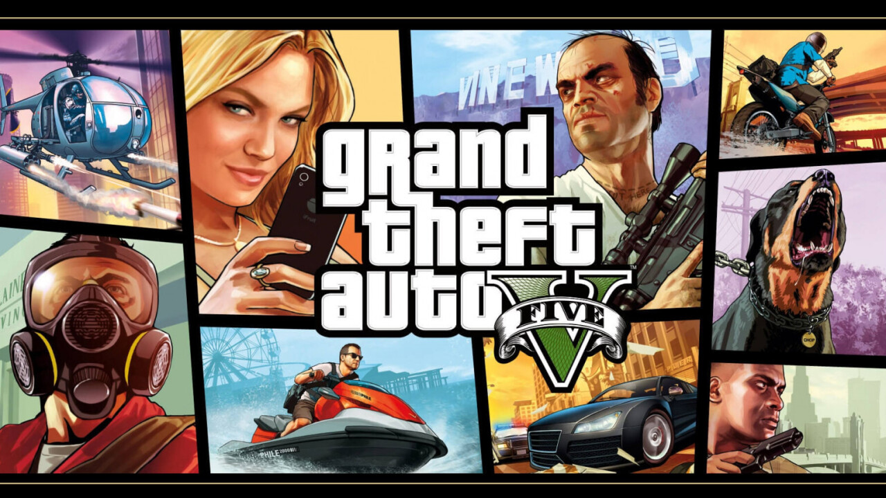 GTA V is available for free on PC until May 21 — here's how to get it