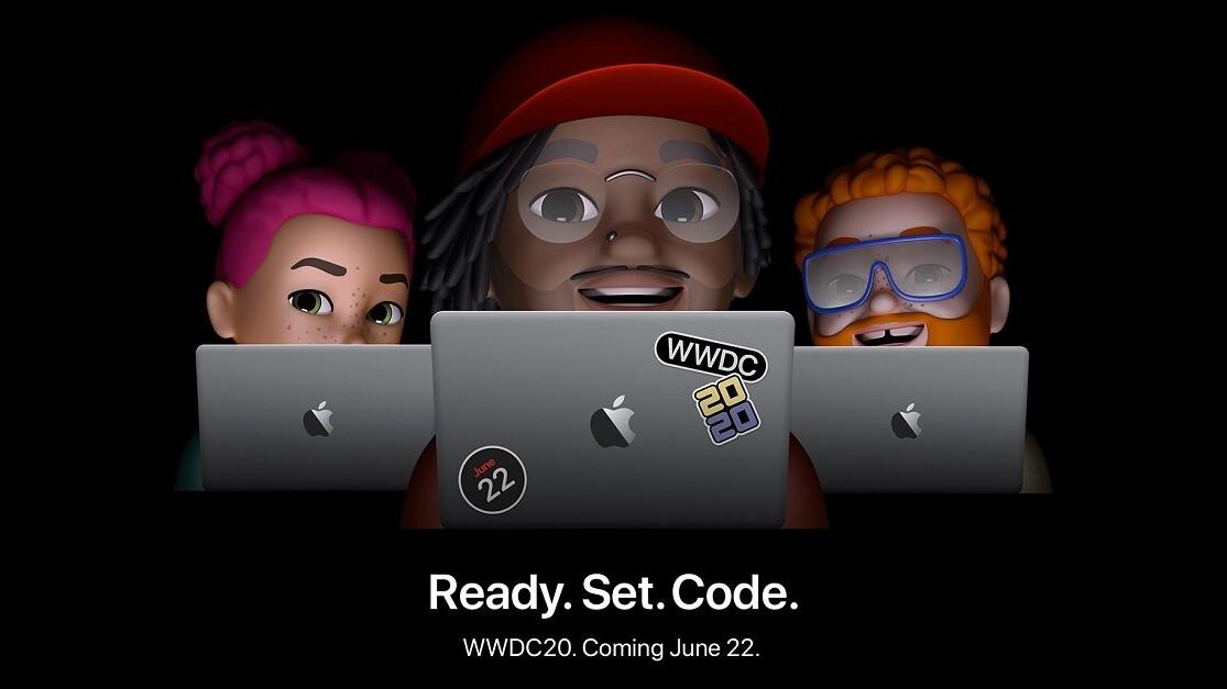 Apple's virtual Worldwide Developers Conference begins June 22