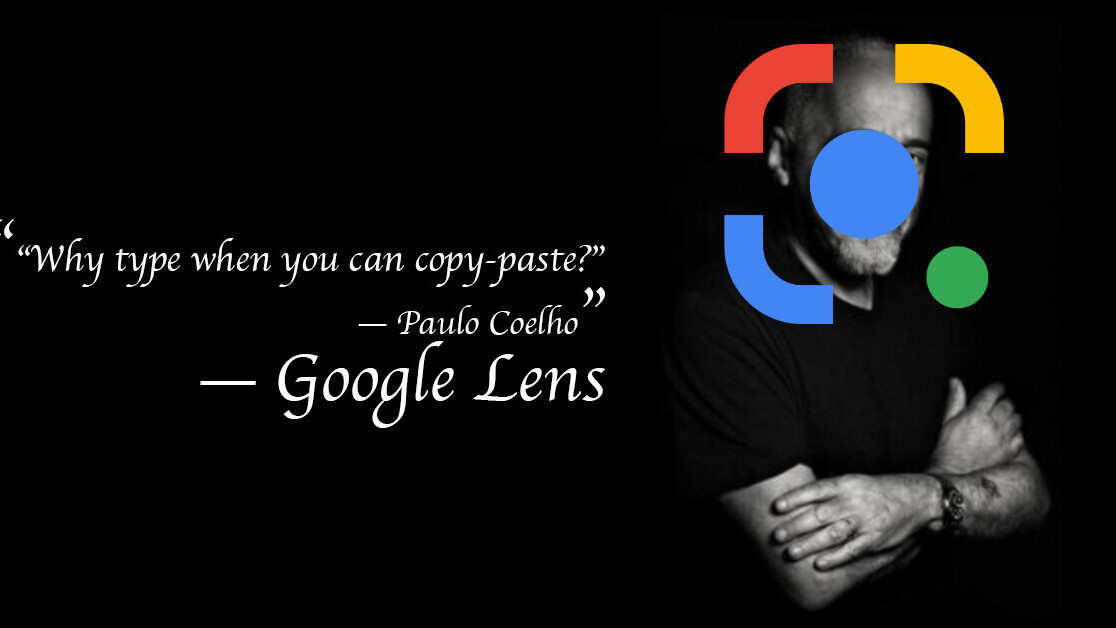 How to copy-paste text from paper to your laptop with Google Lens
