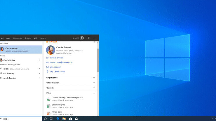 All the cool Windows 10 features Microsoft announced at its Build conference