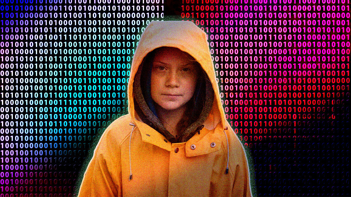 What advocates for internet privacy can learn from Greta Thunberg
