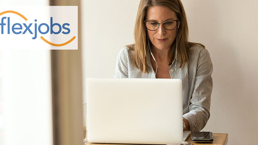 FlexJobs takes some of the work out of finding quality remote jobs