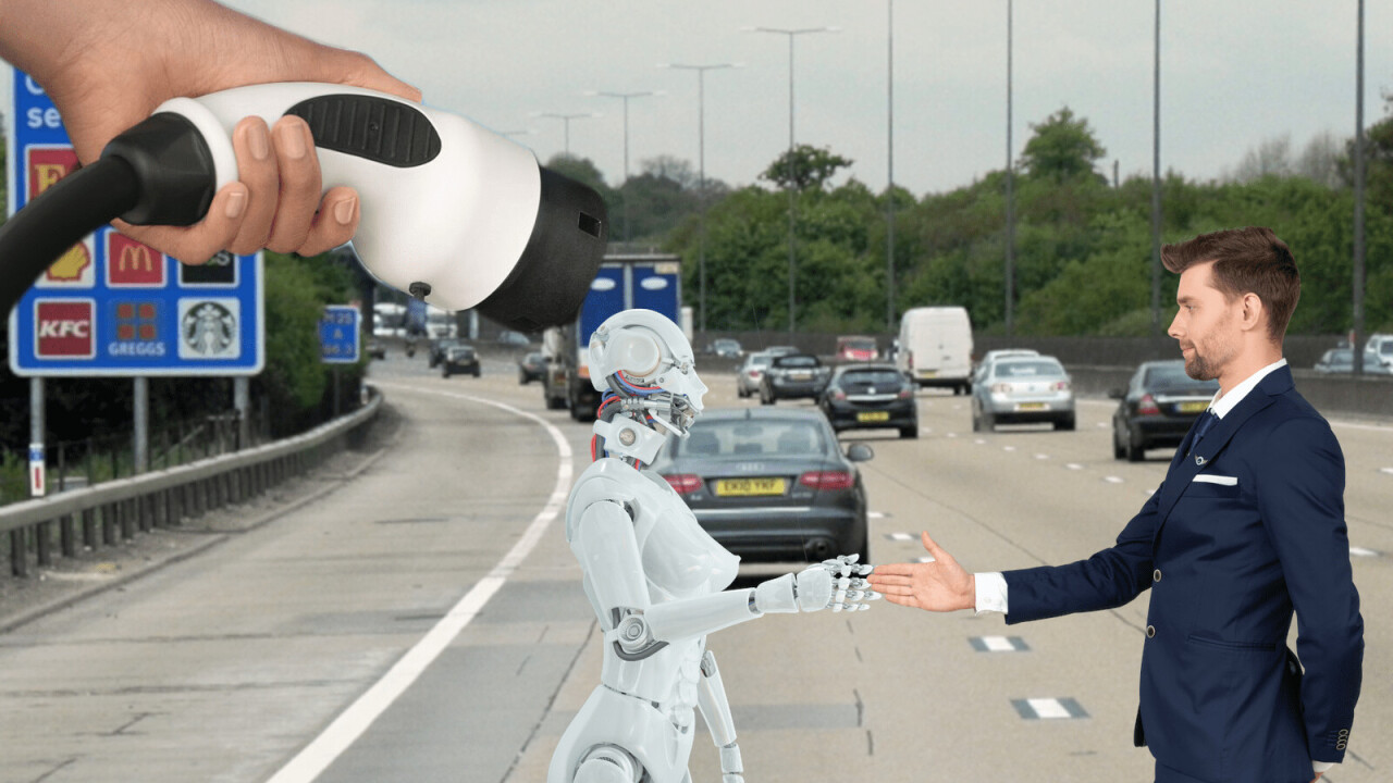 UK getting 200 mile route to test self-driving vehicles on public roads