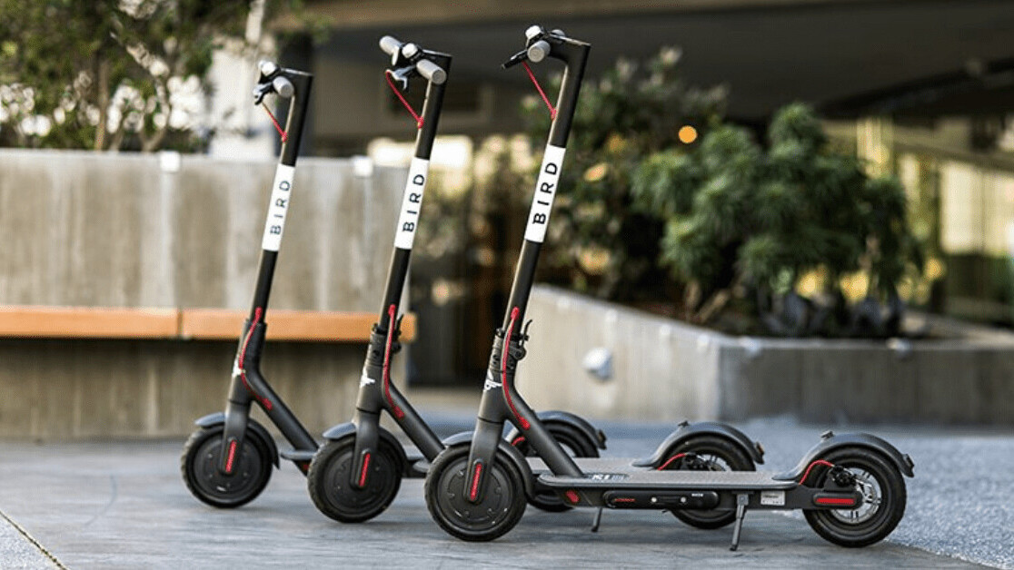 Bird now cleans its shared scooters way more often for safer rides