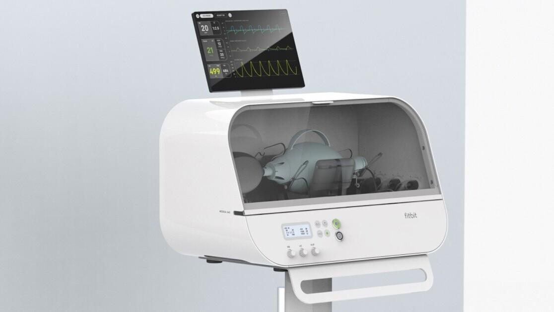 Fitbit's low-cost COVID-19 ventilator receives emergency FDA approval