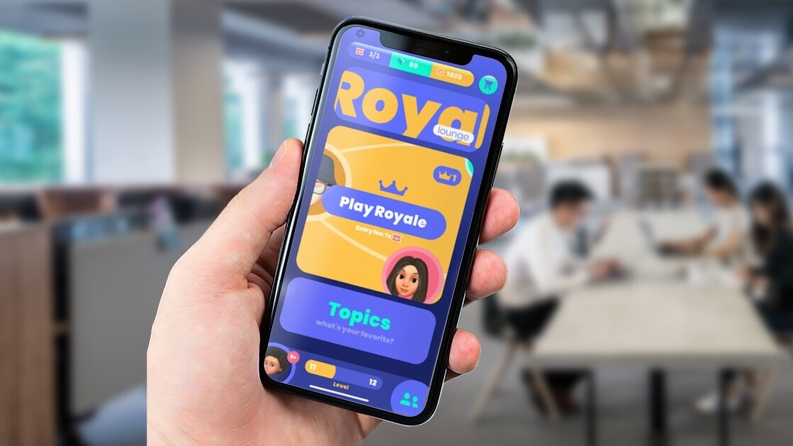 QuizUp developers are back with a new game called Trivia Royale — a 'Fortnite' for nerds