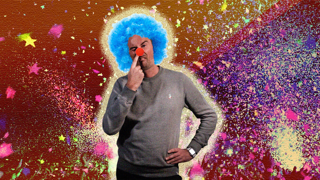 Why entrepreneurs need to find their 'inner clown'