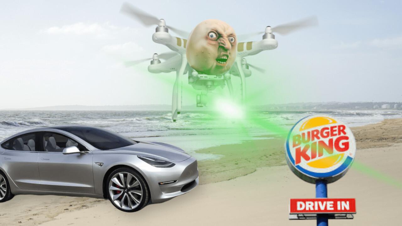 Burger King is exposing a Tesla Autopilot bug with its irresponsible burger giveaway