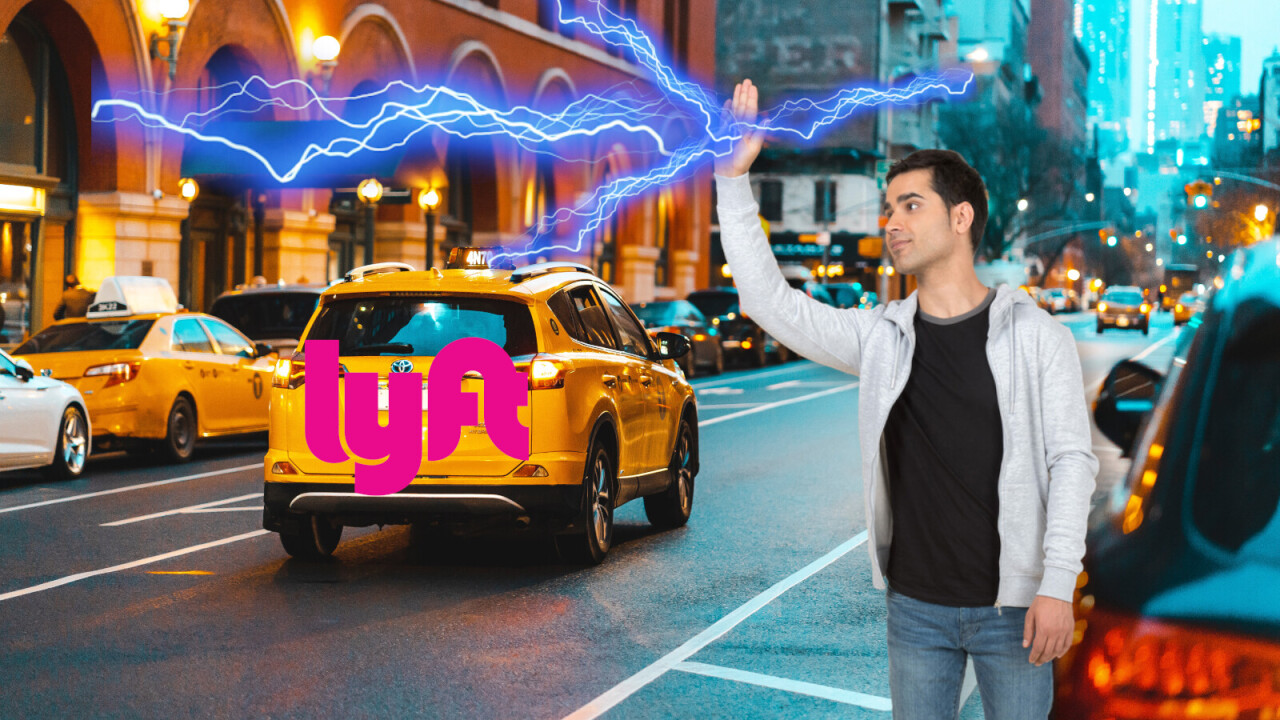 Lyft gives itself a comfortable 10-year deadline to make all its vehicles electric