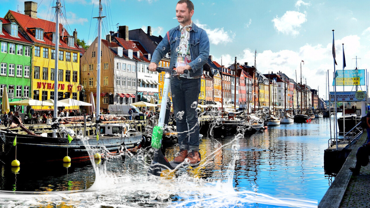 Danes fish out 181 bicycles, 140 e-scooters, and a dildo from city harbor