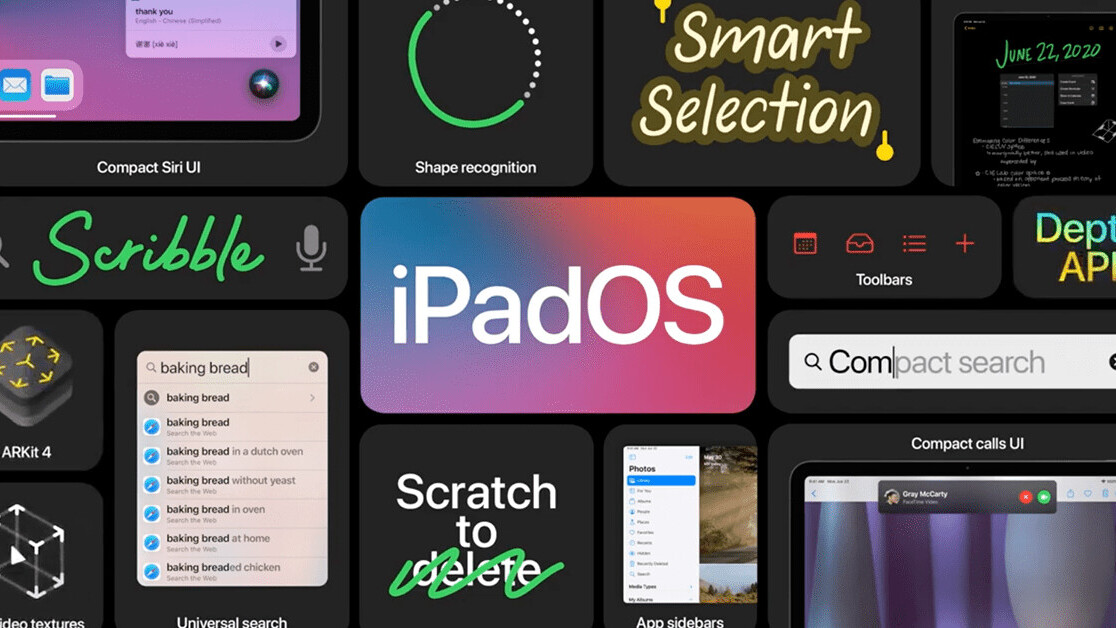 Apple takes the iPad to another level with iPadOS 14