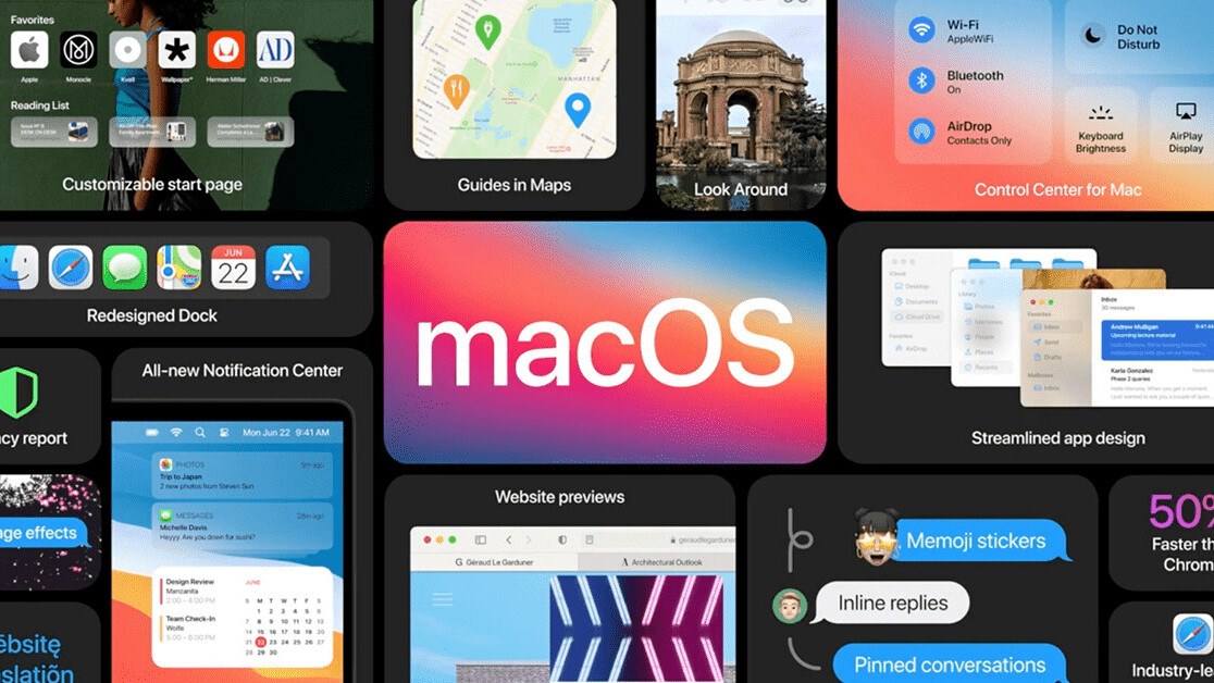 Apple's macOS Big Sur is now available to download