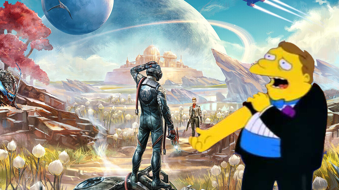 Look, I don't care if 'The Outer Worlds' Switch port is bad — pump it in my veins