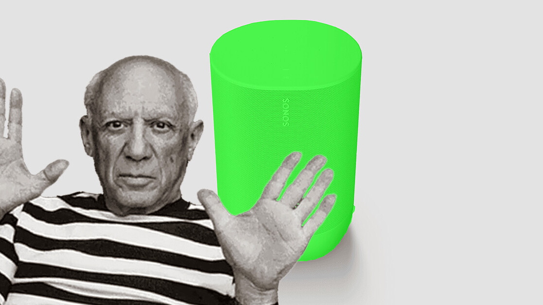 Other colors I — art boy — believe the Sonos Move should come in