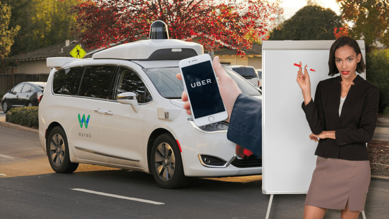 Uber and Waymo expected to share autonomous vehicle test data with public in new tool