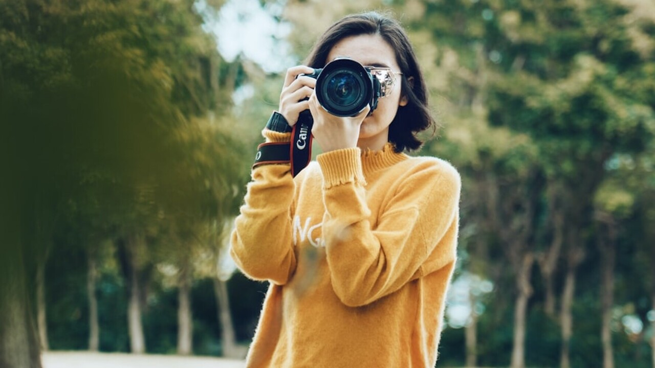 Become a professional photographer with this giant 20-course training bundle