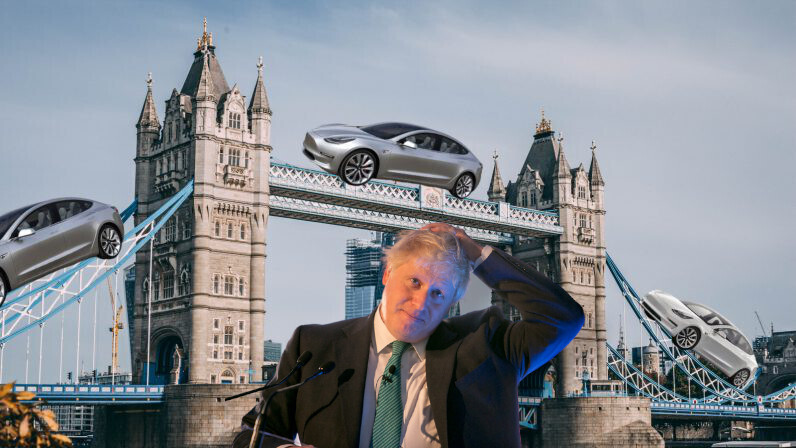 Report: The UK may give you $7,600 to ditch your diesel or petrol car for an EV